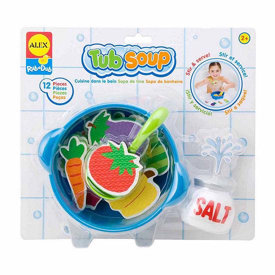 Alex Toys Rub A Dub Tub Soup Bath Toy