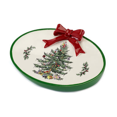 Avanti Spode Christmas Tree Soap Dish