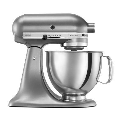 KitchenAid® Artisan® Series 5 Quart Tilt-Head Stand Mixer KSM150PS