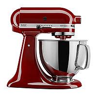 BestBuy.com deals on KitchenAid KSM150PS Artisan 5-qt. Stand Mixer
