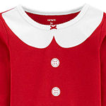 Carter's Christmas Girls 3-pc. Pajama Set Toddler
