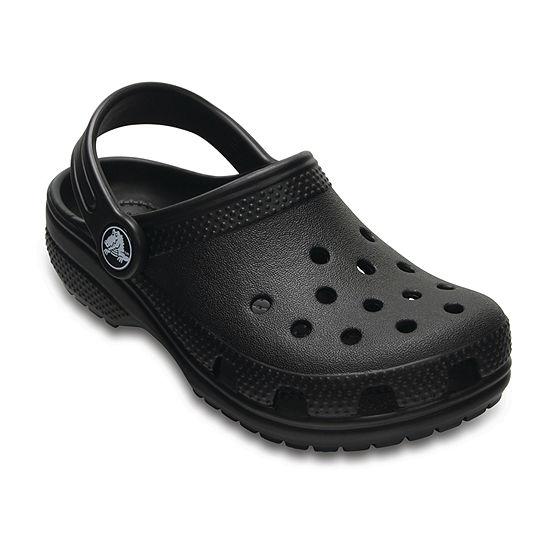 Crocs Toddler Unisex Kids Round Toe Classic Clogs