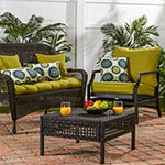Greendale Home Fashions 2-pc Outdoor Deep Seat Cushion Set