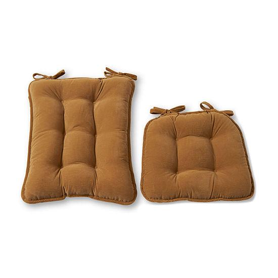 Greendale Home Fashions Standard Cherokee Rocking Chair Cushion Set