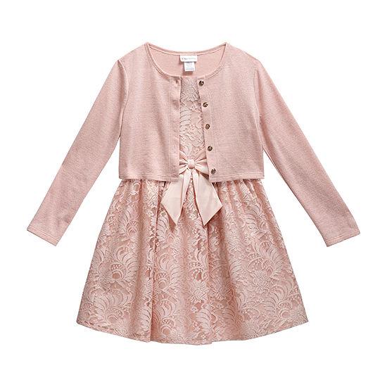 Emily West Little & Big Girls 2-pc. Jacket Dress