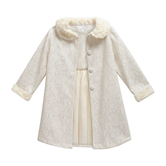 Emily West Little & Big Girls 2-pc. Jacket Dress