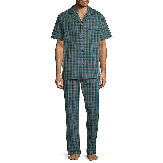 Stafford Mens Pant Pajama Set