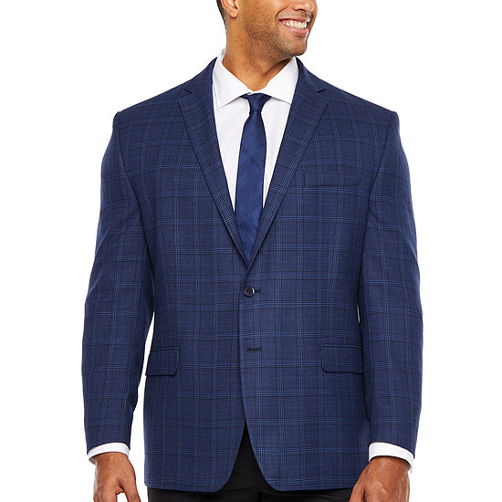 Collection by Michael Strahan  - Big and Tall Mens Classic Fit Sport Coat