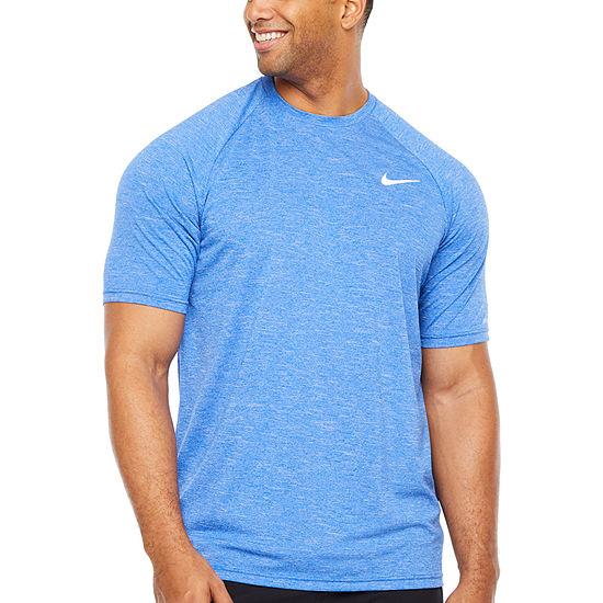 Nike-Big and Tall Mens Crew Neck Short Sleeve T-Shirt