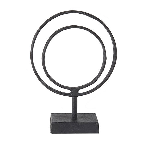 Madison Park Mara Ring Object Tabletop Decor