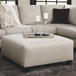Signature Design By Ashley® Hallenberg Ottoman