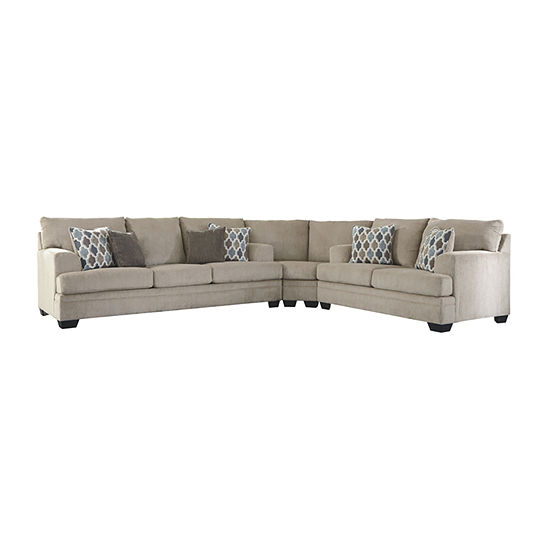 Signature Design By Ashley® Dorsten 3-Piece Sectional