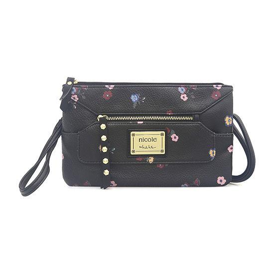 Nicole By Nicole Miller Sophia Crossbody Wallet
