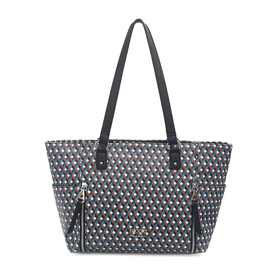 Nicole By Nicole Miller Shayla Tote Bag