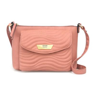 Nicole By Nicole Miller Pricilla Crossbody Bag