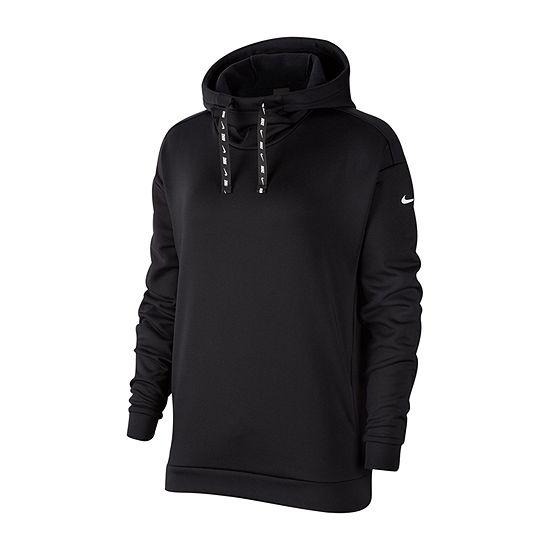 Nike Womens Crew Neck Long Sleeve Hoodie