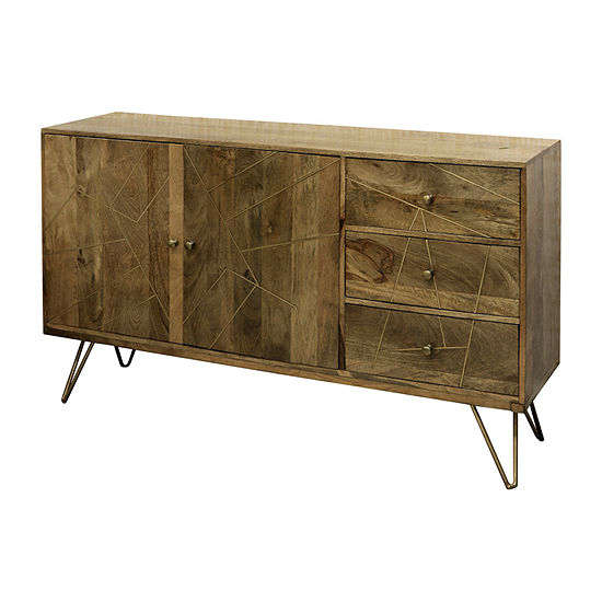 Sebastian Collection Accent Cabinet