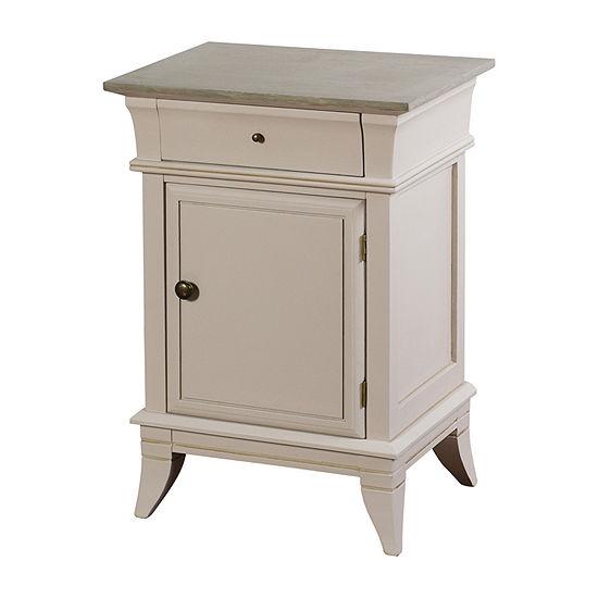 Stylecraft Ivan Collection Accent Cabinet