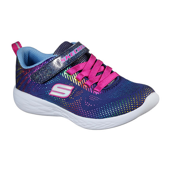 Skechers Go Run 600 - Shimmer Speeder Little Kid/Big Kid Girls Sneakers