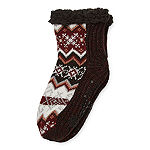Muk Luks 1 Pair Womens Boot Socks