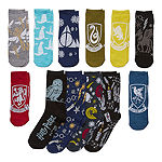 Harry Potter 12 Pair Low Cut Socks Womens