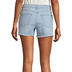 "a.n.a Womens Mid Rise 3 1/2"" Denim Short"