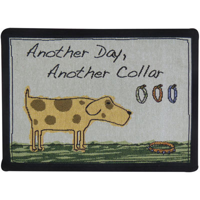 PB Paws by Park B. Smith® My Collar Tapestry Pet Mat