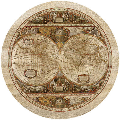 Thirstystone® Old World Passages Set of 4 Sandstone Coasters