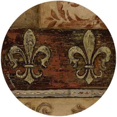 Thirstystone® Dual Fleur De Lis Set of 4 Coasters