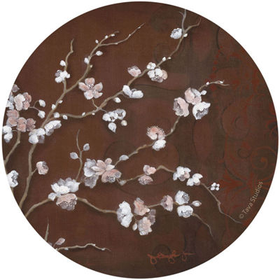 Thirstystone® Cherry Blossoms Set of 4 Coasters