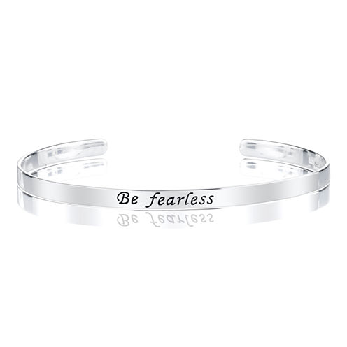 Footnotes Womens Cuff Bracelet
