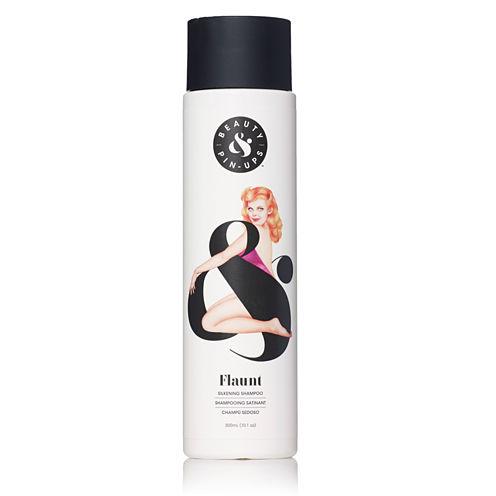 Beauty & Pin-Ups Flaunt Silkening Shampoo - 10 Oz.