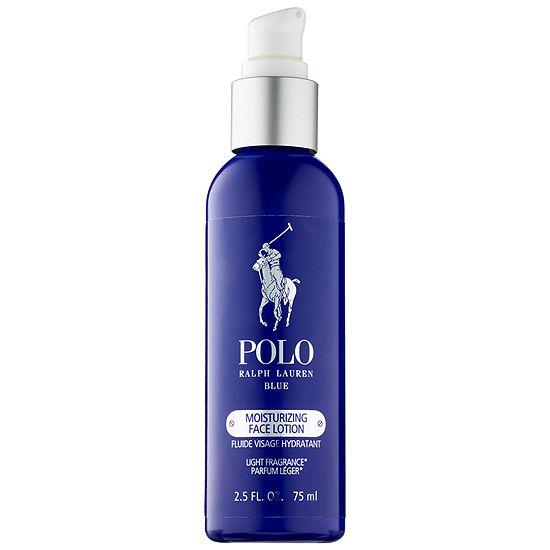 Ralph Lauren Polo Blue Moisturizing Face Lotion