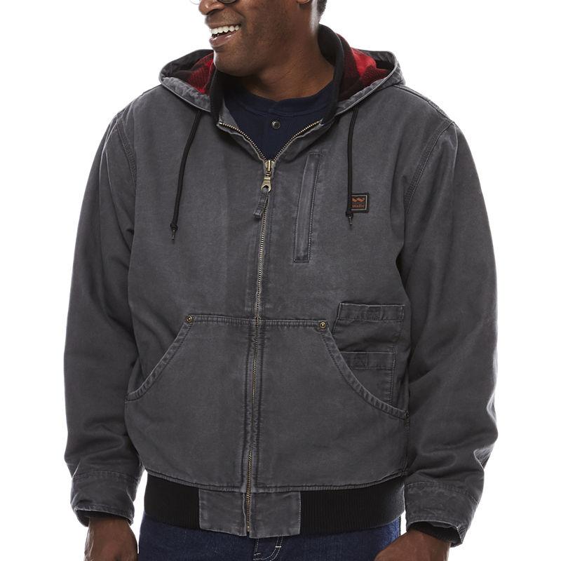 Walls Vintage Duck Hooded Jacket plus size,  plus size fashion plus size appare