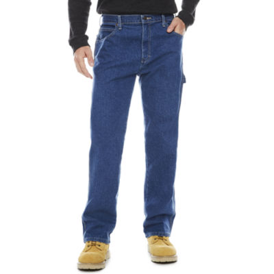 Dickies Mens Stretch Straight Relaxed Fit Jean