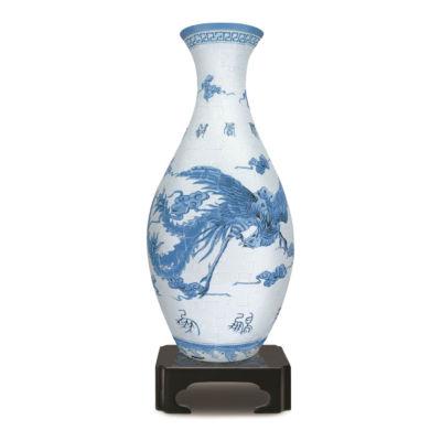 BePuzzled Lifestyle 3D Puzzle Vase - Phoenix: 160Pcs