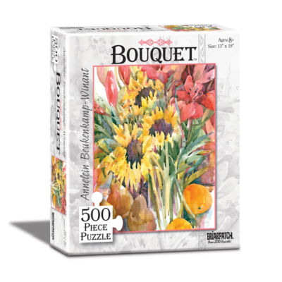 Briarpatch Bouquet - See You in September Puzzle:500 Pcs