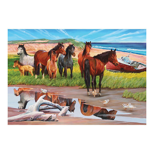 Outset Media Sable Island Puzzle: 2000 Pcs