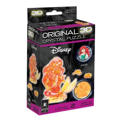 BePuzzled 3D Crystal Puzzle - Disney Ariel: 44 Pcs