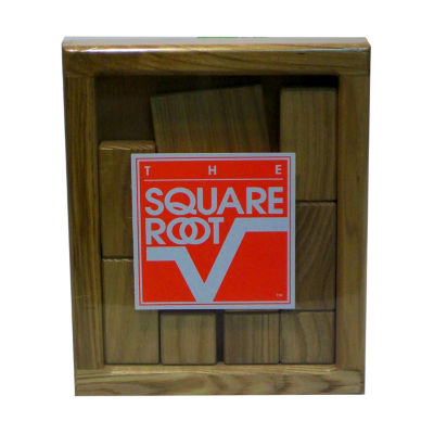 Square Root The Square Root Brain Teaser Puzzle