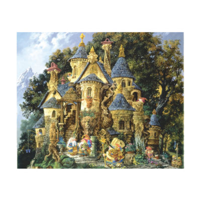 SunsOut College of Magical Knowledge Jigsaw Puzzle: 1500 Pcs