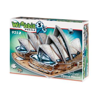 Wrebbit Sydney Opera House 3D Puzzle: 925 Pcs