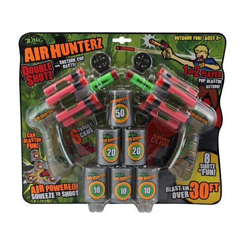 Zing Toys Air Hunterz Double Shotz
