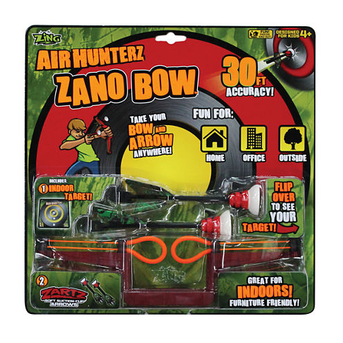Zing Toys Air Hunterz Zano Bow