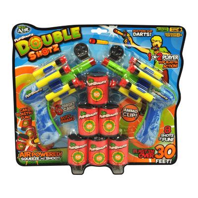 Zing Toys PopShotz Double Shotz