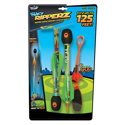 Zing Toys Sky Ripperz Heli-Howler