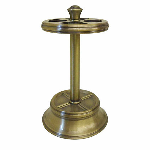 Antique Brass Soap Dish