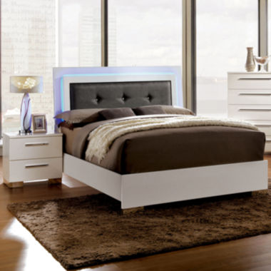 Isabella Modern 2-pc. Bedroom Set