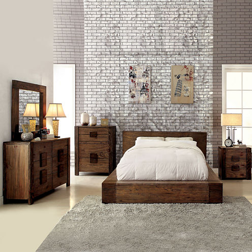 Anton 4-pc. Bedroom Set