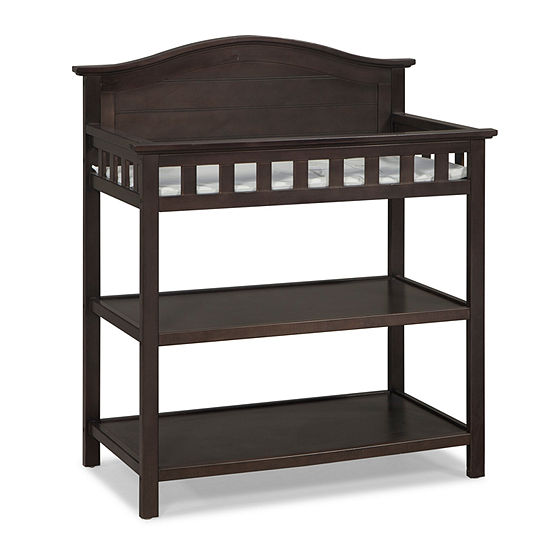 Thomasville Kids Southen Dunes Changing Table Espresso